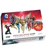 Cryptozoic Entertainment DC Deck-Building Game: Heroes Unite - $34.30
