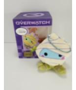 Overwatch Ufo Pachimari  Pachimummy Squeaks Key chain Plush Stuffed Bliz... - $11.87