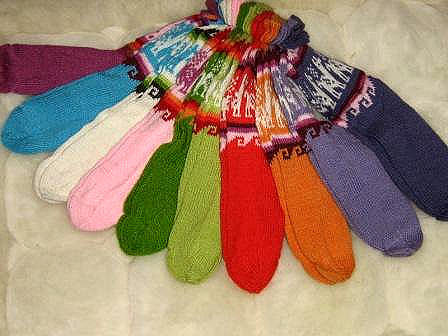 10 pairs of alpacawool socks in a bundle, wholesale