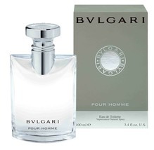 Bvlgari Pour Homme 3.4 oz / 100 ml Eau De Toilette spray for men - $163.63