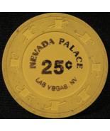 "$0.25 Casino Chip From: ""Nevada Palace Casino""- (sku#2450) - $5.49"