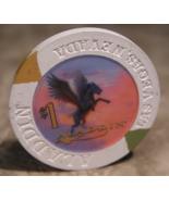 "$1.00 Casino Chip From: ""Aladdin Resort & Casino""- (sku#2451) - $8.99"