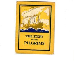 The Story Of The Pilgrims (1923) Presented by the John Hancock Mutual Li... - $3.25