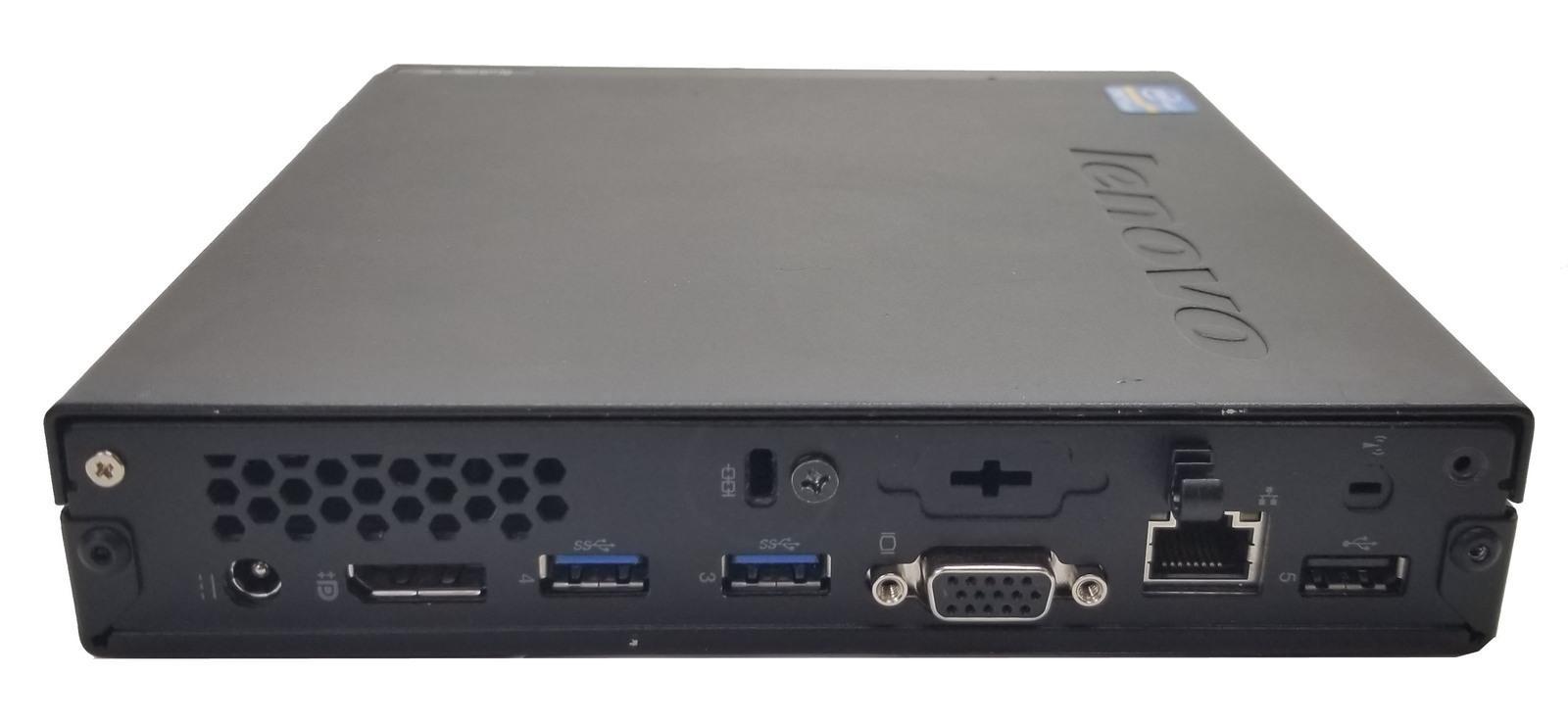 Lenovo ThinkCentre M92p i5-3470T Compact Powerhouse (3238B5U) Bin:SF