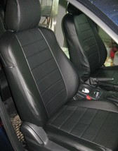 Mercedes Vito (8 Seat) From 2013 Seat Covers Perforated Leatherette eco-leather - $287.10