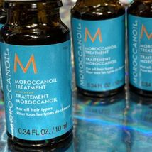 4x 10mL MoroccanOil treatment Moroccan Oil NEW AND FRESH 40mL Total image 4
