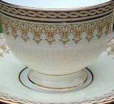 Aynsley Gilt 4161 Cup and Saucer - $42.30