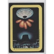 1978 Topps Close Encounters Of The Third Kind Sticker #5 - $0.99