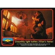 1978 Topps Close Encounters Of The Third Kind Unearthly Light Bathes Jilian's Ho - $0.99