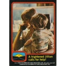1978 Topps Close Encounters Of The Third Kind A Frightened Jillian Calls For Hel - $0.99