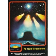 1978 Topps Close Encounters The Road To Tommorrow #63 - $0.99