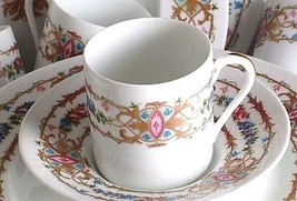 Limoges Raynaud Floral 9 Inch Plate - $45.26