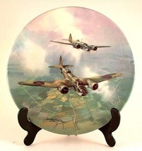 Coalport Coming Home Reach for the Sky plate CP691 - $43.75
