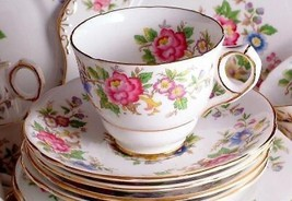 Royal Stafford Rochester Cup and Saucer - $32.05