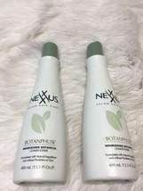 2 Nexxus Nourshing Botanical Conditioner Botanphuse 13.5 oz  BB18 - $29.91