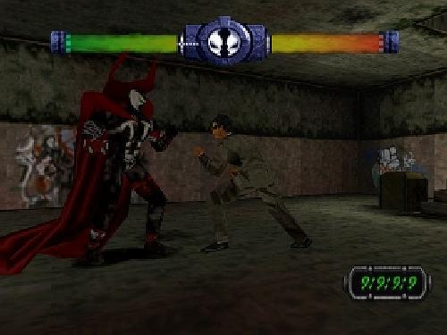 Spawn The Eternal, Sony Playstation One PS1, Import Japan Game