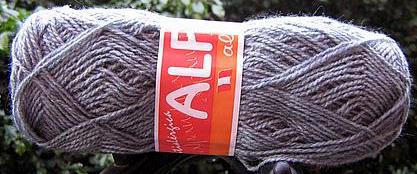 1.1 pounds quality Alpacawool, knitting wool