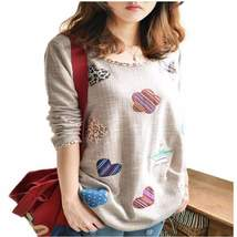 Adorable Tunic Top Woolen Knitted Pullover Sweater - $23.00