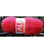 500 gramm red alpaca wool,knitting wool, yarn  - $44.00