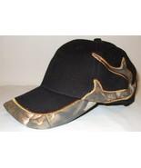 Mens NWOT Just Cap Black Camouflage Ball Cap  - $8.95
