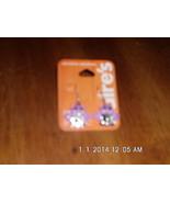 Claires Purple Bat Earrings Pierced - $3.99