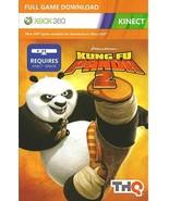 Kung Fu Panda 2 Kinect, xbox 360 game Full download card code (digital) - $14.90