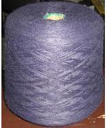 2.2 pounds purple Alpacawool,knitting wool  - $88.00