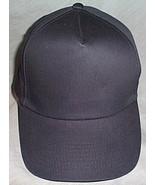 Mens NWOT Toppers Gray Ball Cap - $3.95