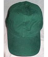 Mens NWOT Authentic Headwear Green Ball Cap  - $3.95