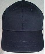 Mens NWOT Toppers Navy Blue Ball Cap  - $3.95