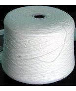 1000 Gramm white Alpacawool,knitting wool, Yarn  - $88.00