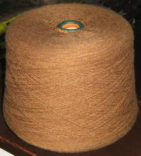 2.20 pound of brown Alpaca wool,knitting wool, Yarn