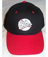 Mens NWOT Sportsman Red Black Embroidered Ball Cap Adult - $5.95