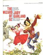 THE WIZARD OF OZ: ORIGINAL SOUND TRACK ALBUM LP /JUDY GARLAND /BOLGER /L... - $97.02