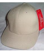 Boys Kidz Kap NWT Khaki Ball Cap - $3.95