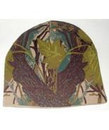Mens NWOT ATT Headwear Camouflage Knit Beanie Cap  - $5.95