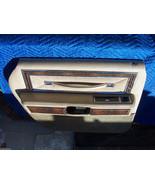 1978 TOWNCAR LEFT REAR DOOR TRIM PANEL OEM USED ORIG LINCOLN PART 1977 1... - $185.13