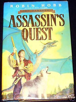 The Farseer Assassins Quest by Robin Hobb