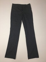 Express Editor Pants Size 2 Reg Inseam 33 Barely Boot DK Navy Womens NWT... - $26.13