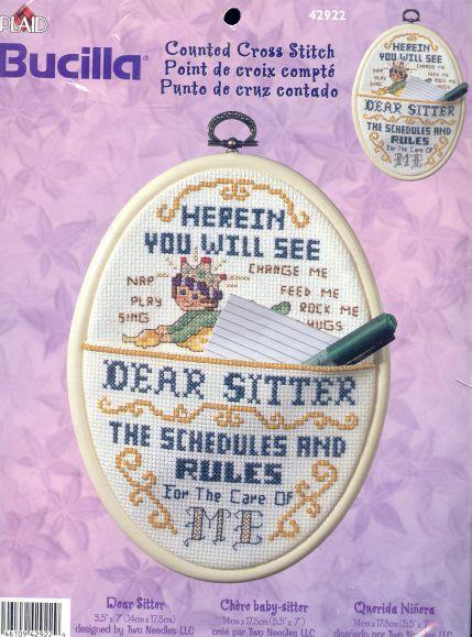 Dearsitter
