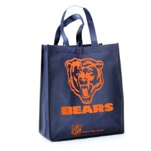 Chicago bears bags