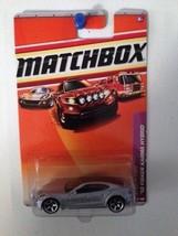 Matchbox 2010 MBX #1 Sports Cars '10 Fisker Karma Hybrid Silver - $5.04