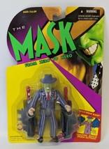 1994 Hasbro THE MASK 'Zero to Hero' QUICK-DRAW MASK Action Figure #81915... - $24.00