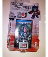 """STARSCREAM PRIME Transformers 30th Anniversary 1 1/2"""" Mini Figure Wave 1... - $5.87"""