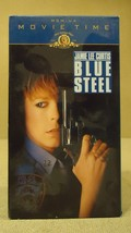 MGM Blue Steel VHS Movie  * Plastic * - $4.69