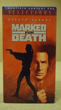 20th Century Marked For Death VHS Movie  * Plas... - $4.69