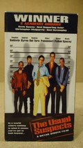 Poly Gram The Usual Suspects VHS Movie  * Plast... - $4.69