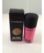 MAC Cosmetics Nail Lacquer Color Polish Pink Nouveau BNIB - $35.09
