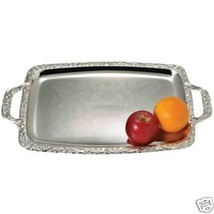 Sterlingcraft® Oblong Serving Tray With Handles... - $10.40