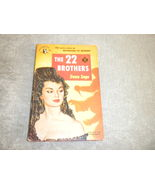 The 22 Brothers by Dana Sage Pocket Book # 775; 1st Victor Kalin cover a... - $8.99